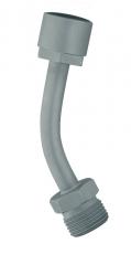 Farbrohr für SATA Kesselpistolen G3/8i - G3/8a Wasserlackausführung