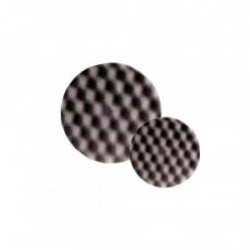 3M Perfect-it III Hochglanzpolierpad 76mm - schwarz, genoppt