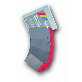 Techno Japan Spachtel Set mit je 1 Stück 5cm, 8cm, 10cm, 12cm
