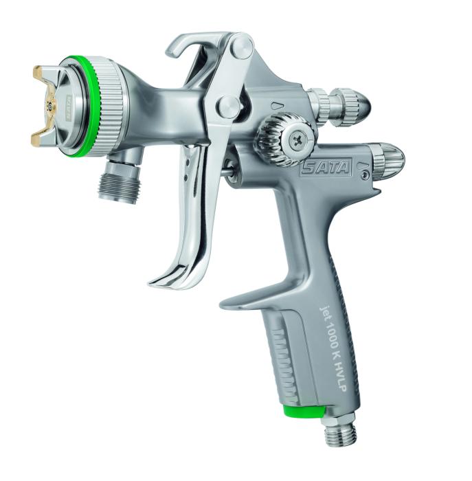SATAjet 1000 K HVLP Materialanschluss G 3/8 a - ohne Farbrohr und ohne Materialfilter