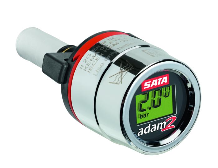 SATA adam 2 >bar< [für SATA Lackierpistolen außer SATAminijet und SATAjet 5000 B]