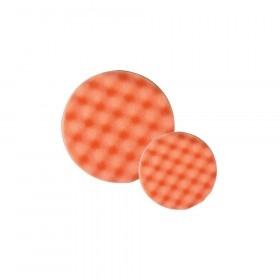 3M Polierschaum 76mm - genoppt, orange - Standard