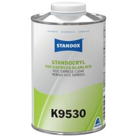 Standox VOC Express Klarlack K9530 - 1,0 Liter