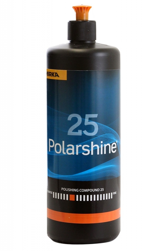 Mirka Polarshine 25 Grobe Politur -1,0 Liter