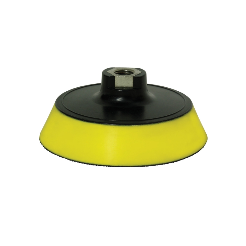 Farécla Klettpad Interfacepad G Mop 140 mm für Polierschwamm 150 mm - Gewinde M14