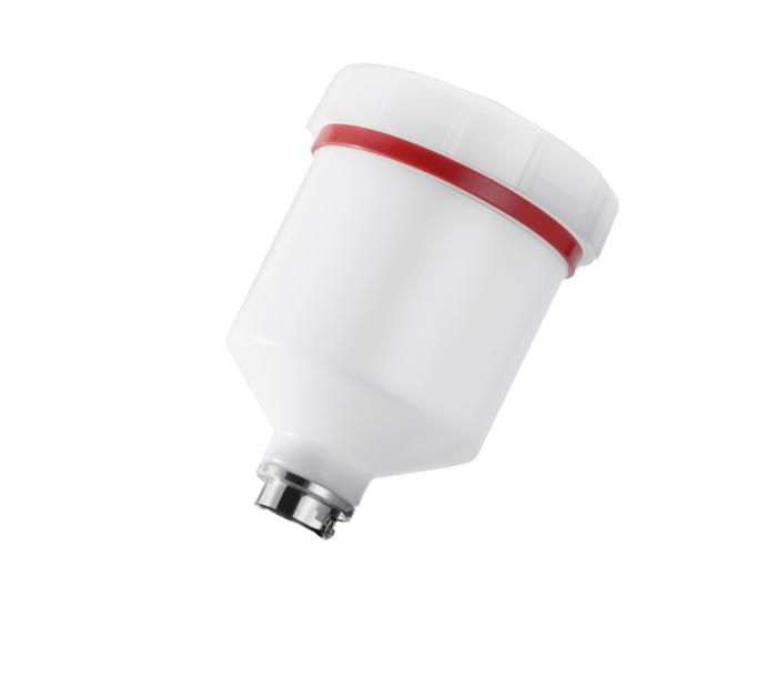 SATA Kunststoff-Mehrwegbecher, 0,125 l mit QCC ohne Feingewinde