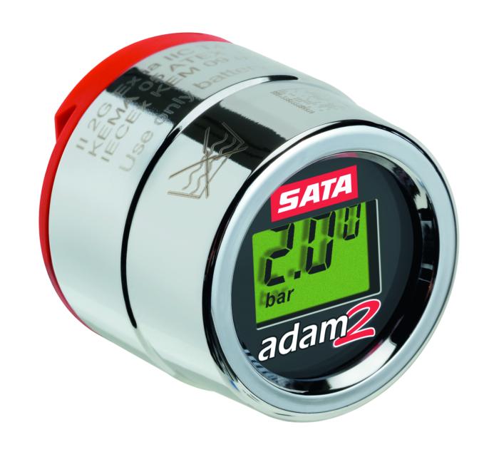 SATA adam 2 display >bar