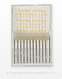 SATA Düsenreinigungsnadeln (Verpackungseinheit 12 Stück)