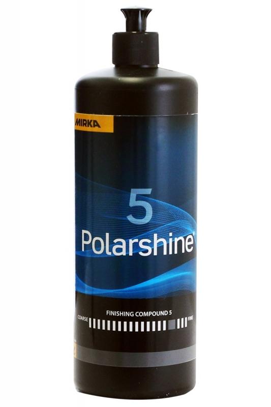 Mirka Polarshine 5 Finishing Hochglanz Politur -1,0 Liter