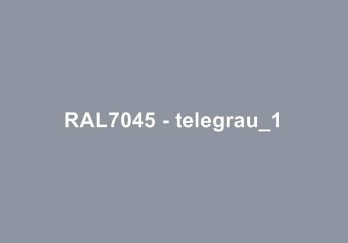 Standox Standofleet Autolack - RAL 7045 telegrau MATT - 2,0 Liter