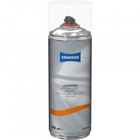 reputable site 4ee93 3b591 Spray Max Standox - schwarz, matt - 400ml