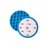 3M Perfect-it III Ultrafina SE Anti-Hologramm Polierschaum 150mm - blau genoppt
