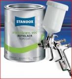 Standox 2K VOC Autolack  - Uni-Automobilserien -und RAL Farben - 0,5 Liter