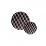 3M Perfect-it III Hochglanzpolierpad 150mm - schwarz, genoppt