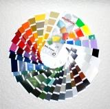 RAL K7 Classic Farbtonfächer mit 213 Farben