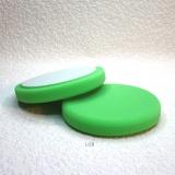 Polierschaum 150mm - grün, glatt