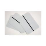 Spritzmusterblech Standox weiß ca. 105mm x 148mm (DIN A6)