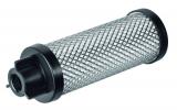 Aktivkohlepatrone für SATA Filterbaureihe 200, 300, 400