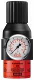SATA Druckminderer 420 [mit Manometer 0-10 bar Luftein- und ausgang G 1/2 (Innengewinde)]