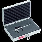 SATAgraph 1 Airbrush-Pistole mit 5 ml Hängebecher im Alu-Koffer ohne Schlauch