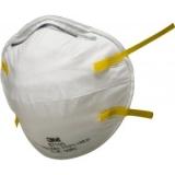 3M Feinstaub-Filtermaske P1 (Packung mit 5 Stück)