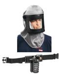 SATA Atemschutz Set Vision 2000 mit Aktivkohleadsorber