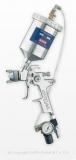 SATA spray master RP mit 0,7l Druckbecher und Reduzierventil
